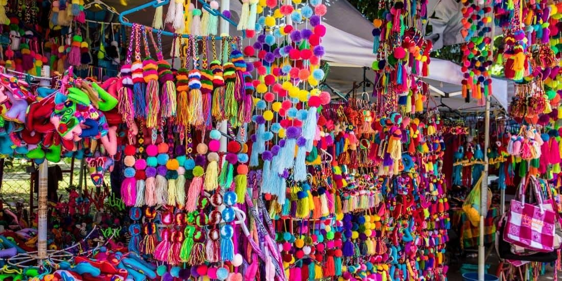 Shopping for local crafts is a top thing to do in Sayulita