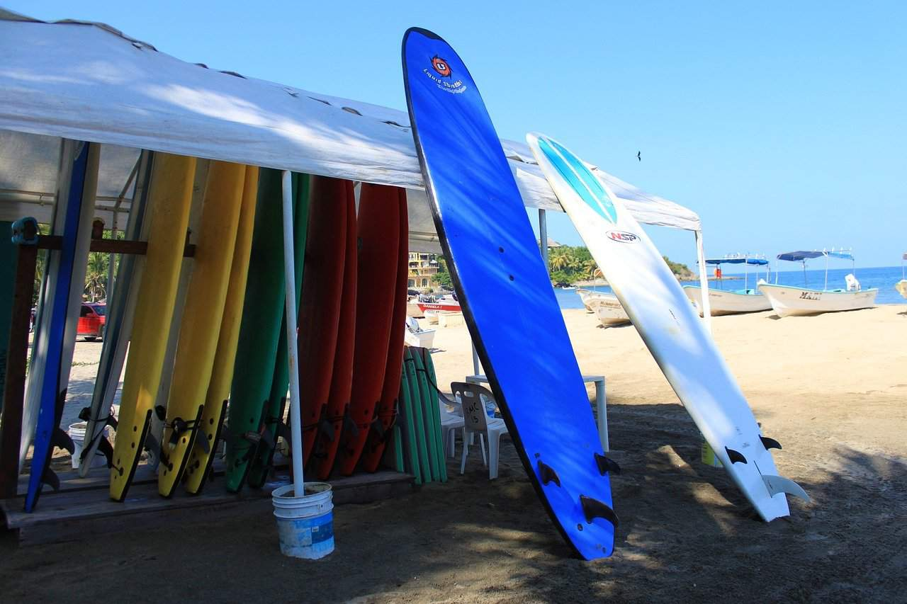 Surfing is the top thing to do in Sayulita, Mexico