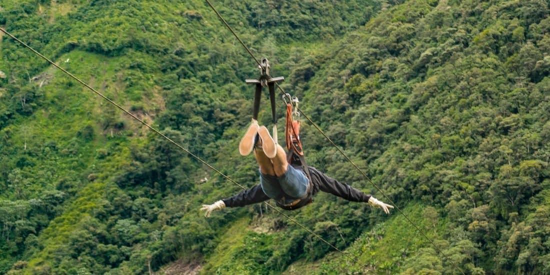 Ziplining things to do in Sayulita