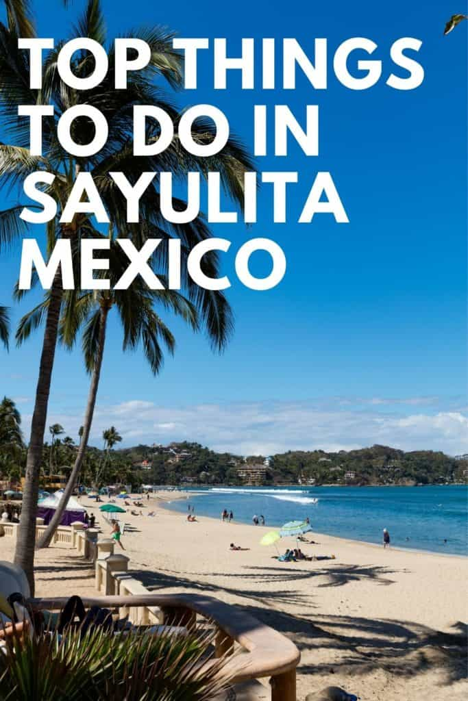 Top things to do in Sayulita Mexico