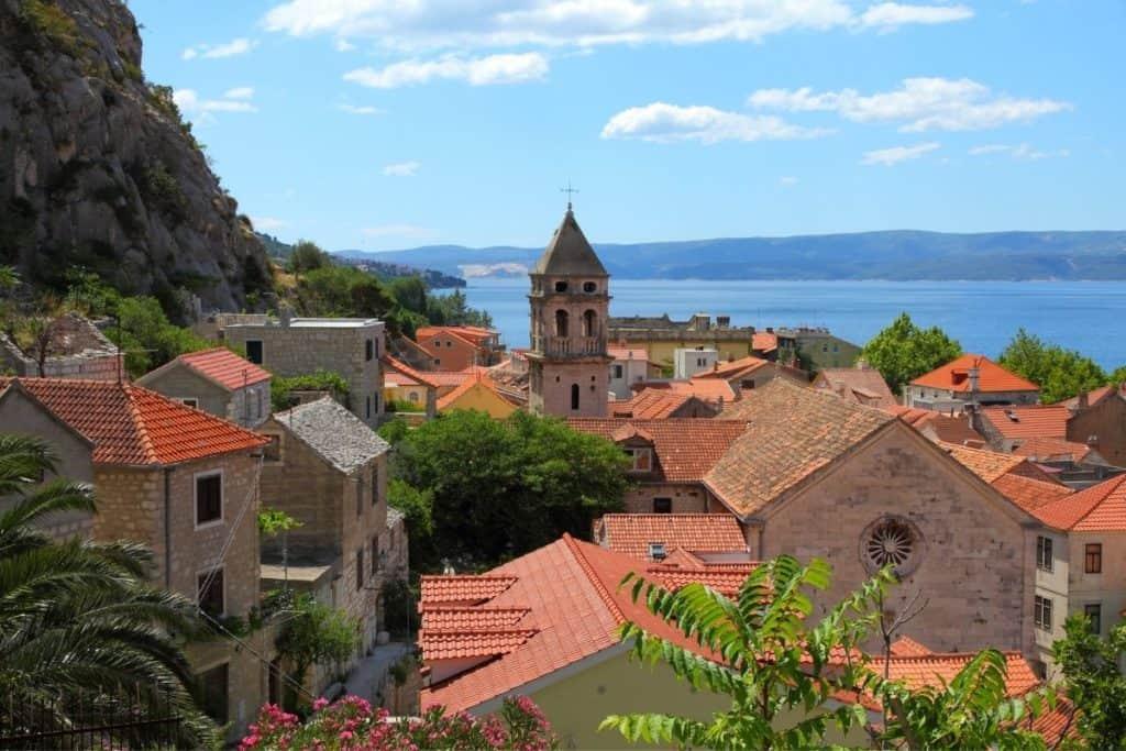 Omis Croatia day trip from Split