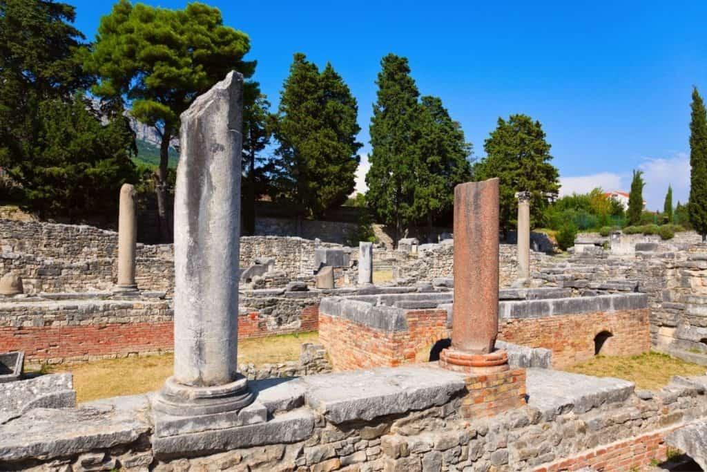 Ruins of Salona