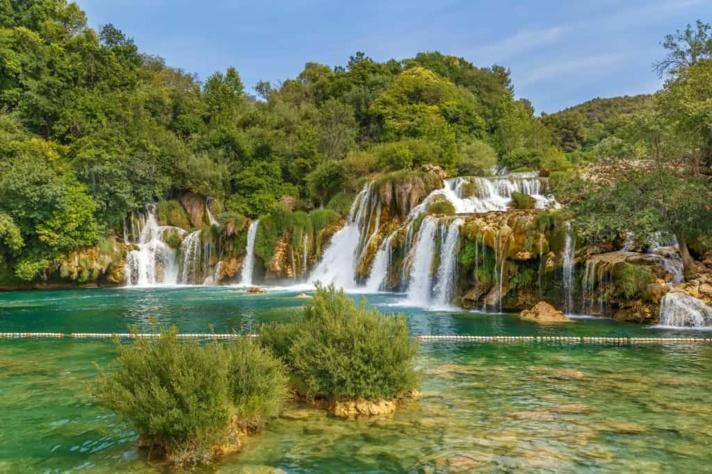 Day trip from Split Krka National Park