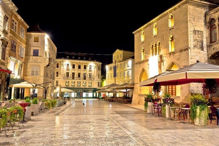 Pjaca Sqaure Things to do in Split