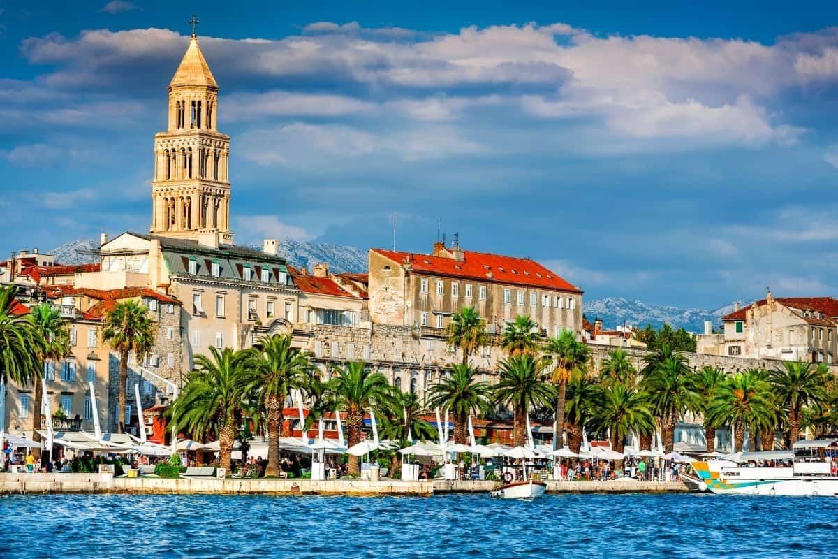 Reastaurants in Split Croatia